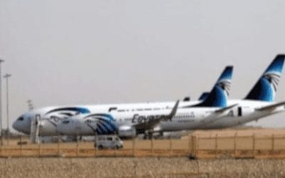 Egypt Air Hijack