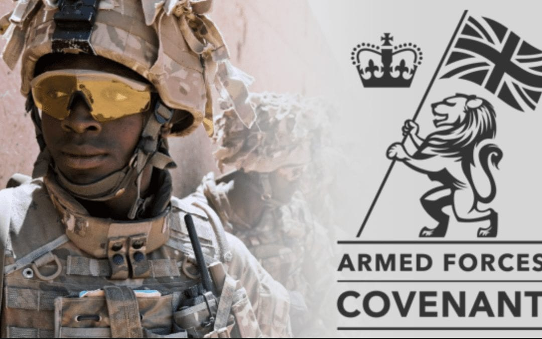 Armed Forces Covenant News